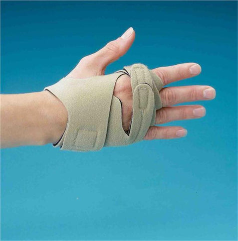 Rolyan In-Line Hand Based Arthritis Splint (latex free)
