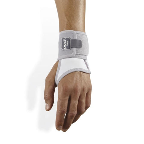 Push Care Wrist Brace - Blue/Grey