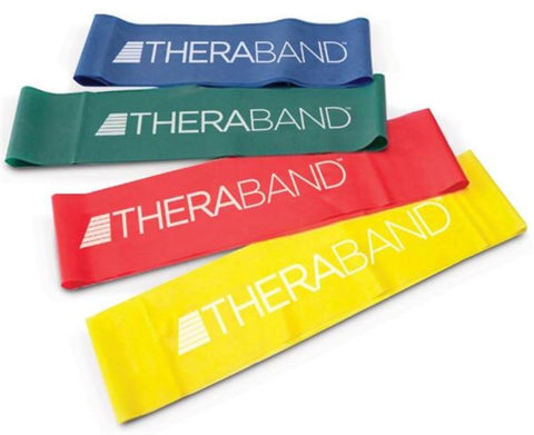 TheraBand Professional Resistance Band Loops Individual