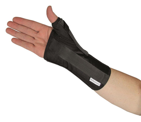 Pro-Rheuma Wrist Thumb Brace with 2 removeable palmar stays