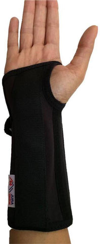 Pro-Rheuma Wrist Brace with removeable plastic palmar support