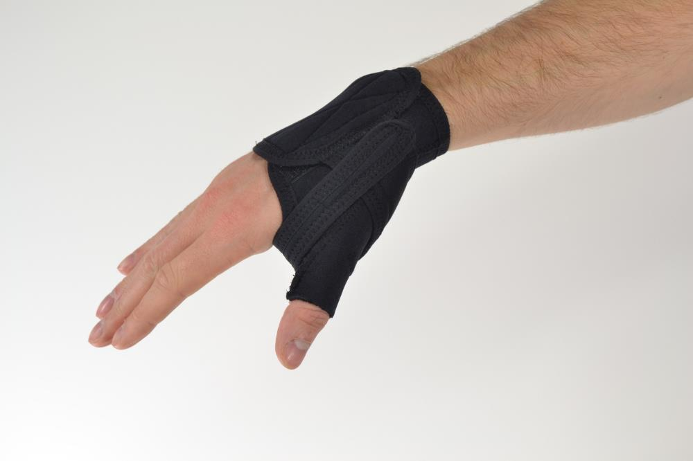 Procool T/R Splint  Bound - Black