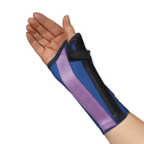 Paediatric Elastic W/T Brace - Multi Coloured (for children)