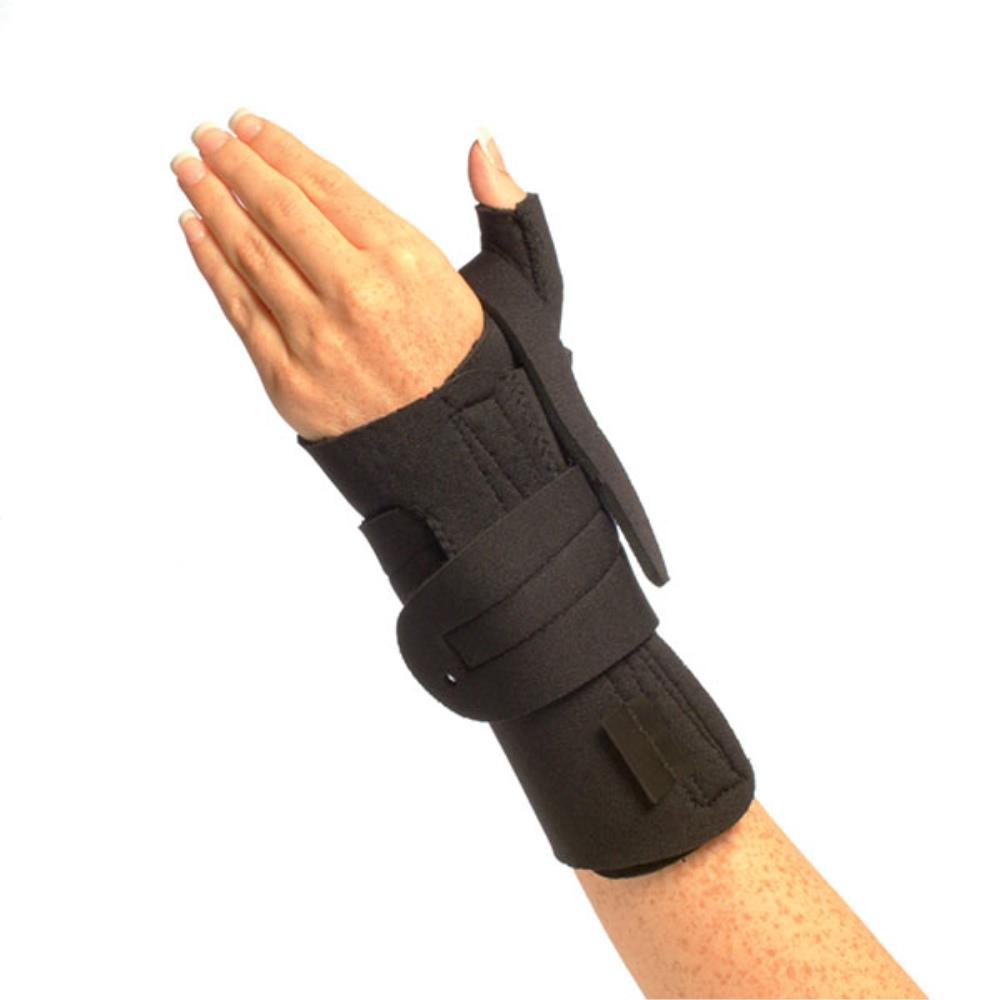 Procool W/T Restriction / Post scaphoid fracture  De Quervain's  Post surgical repair  Carpal Tunnel Syndrome  Skier's Thumb  Tendinitis