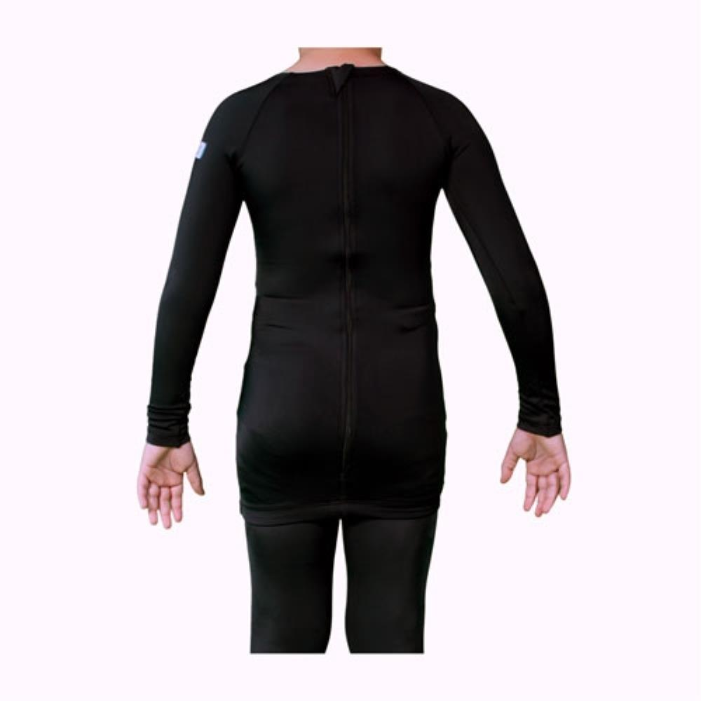 Upper Body Orthosis Long Sleeve - Black