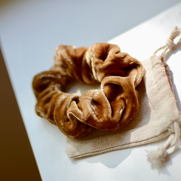 'GOLDEN BAY' - Scrunchie