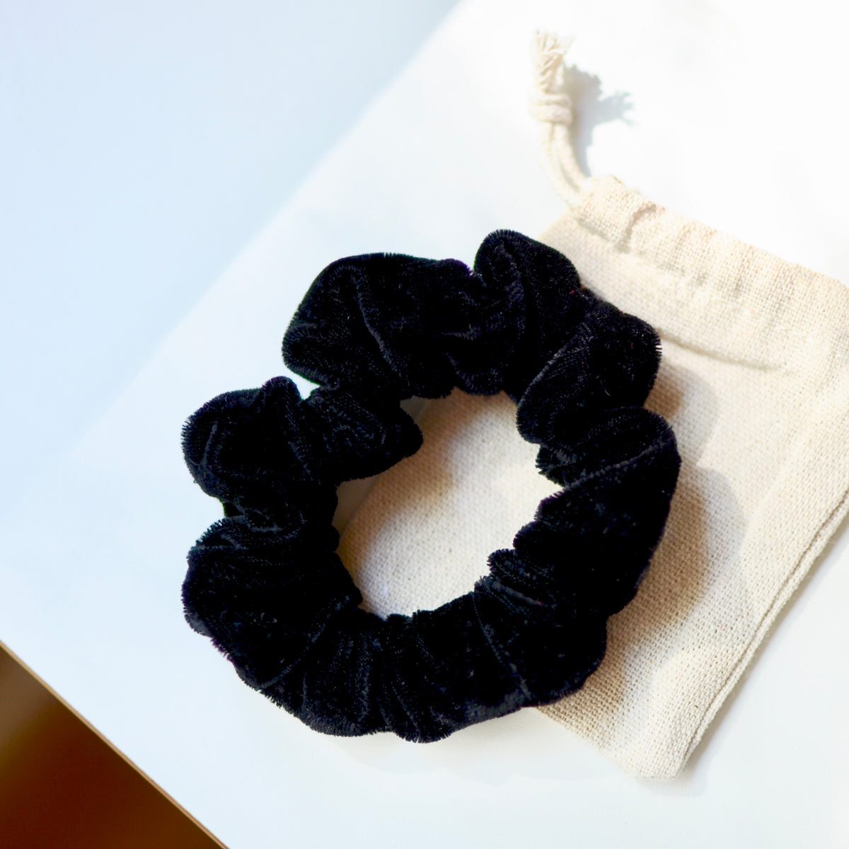 'CHIMNEY SWEEP' - Scrunchie
