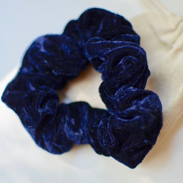 'BLUEPRINT' - Scrunchie