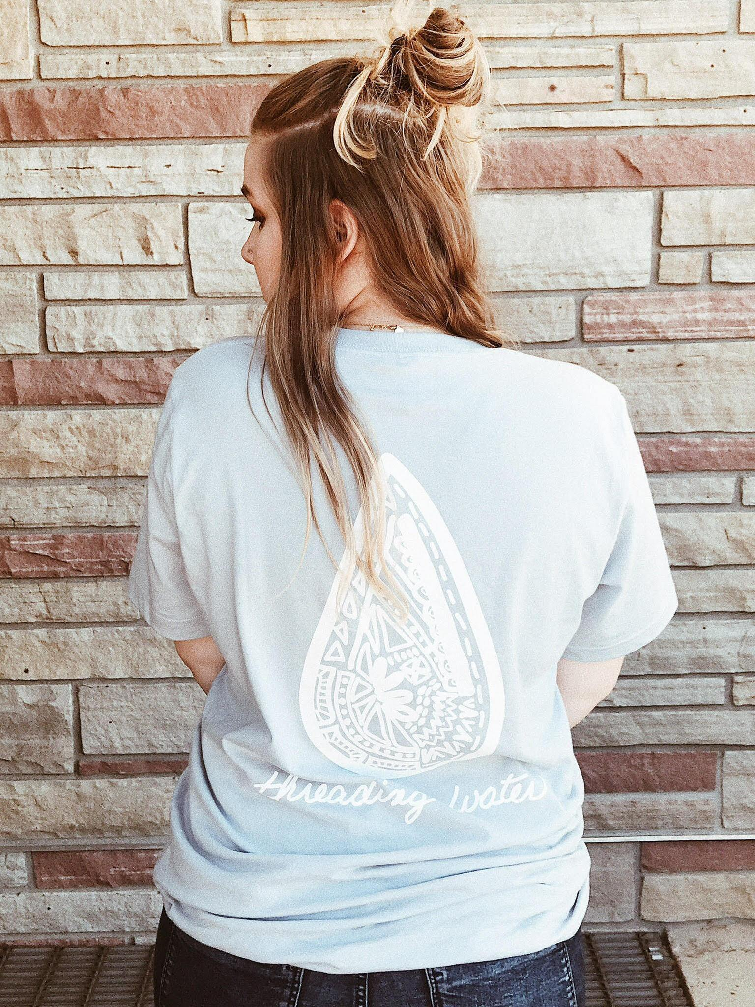 Mermaid Drop Tee