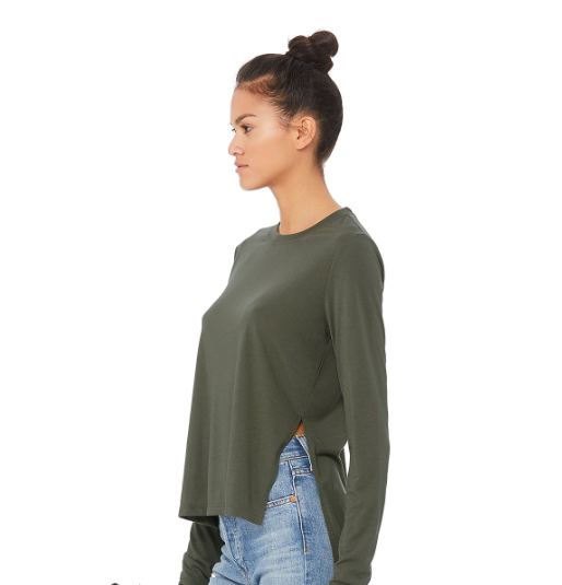 Tibka Long Sleeve Tee