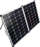 100W All-In-One Folding Solar Panel Kit