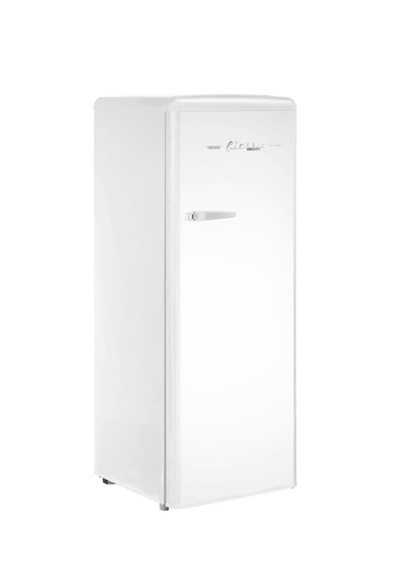 Unique 175L - 6.1 cu/ft Retro Upright DC Freezer