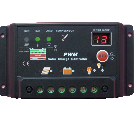 20A 12/24V PWM Charge Controller