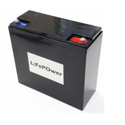 Lifepo4 Lithium 12V 20Ah Battery