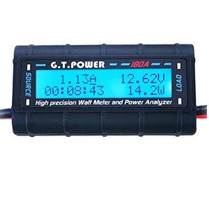 G.T. Wattmeter Power Analyazer