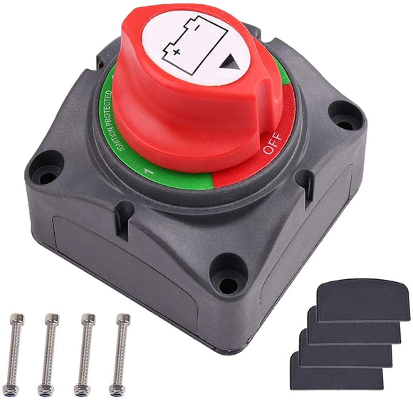 12V-60V Master Disconnect Switch