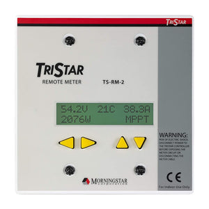 Morningstar Tristar Remote Digital Meter TS-M2