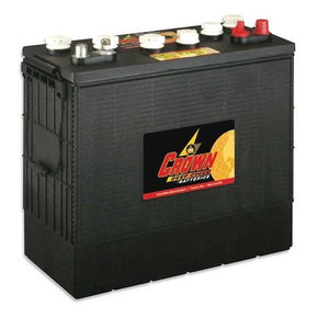 Crown 215Ah 12V Flooded Battery