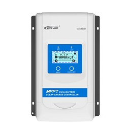 EpSolar DuoRacer 30A MPPT Dual Battery Charge Controller