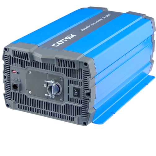 Cotek 3000W 12V, 24V or 48V Pure Sine Wave Inverter