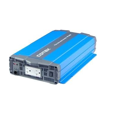 Cotek 2000W 12V, 24V or 48V Pure Sine Wave Inverter