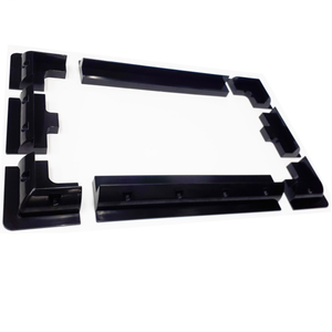 Flat Roof ABS Mount 2