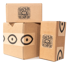 everywhere recycled t-shirt packaging boxes