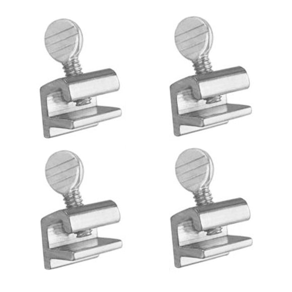 Aluminium Sliding Window Locks Set of 4 by JVLM Home