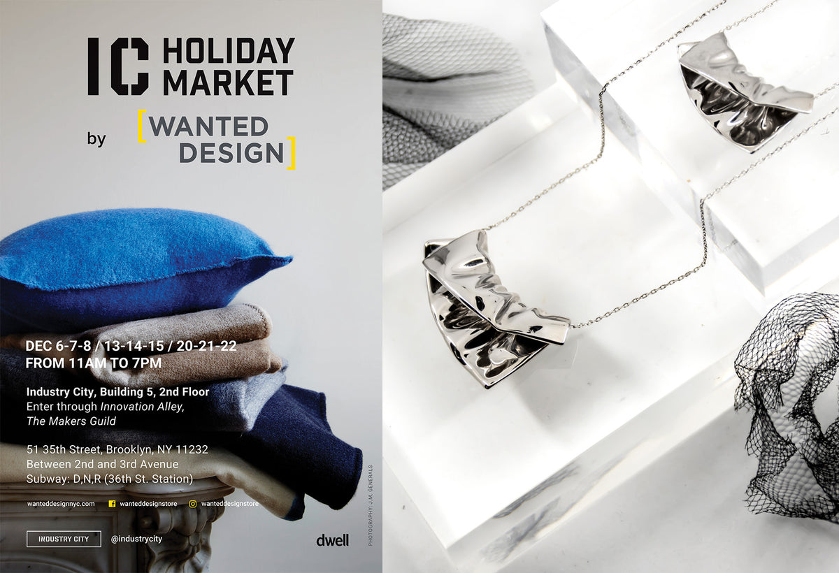 Industry City Holiday Market by WantedDesign
