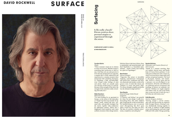 PLAITLY founder quoted in Surface magazine