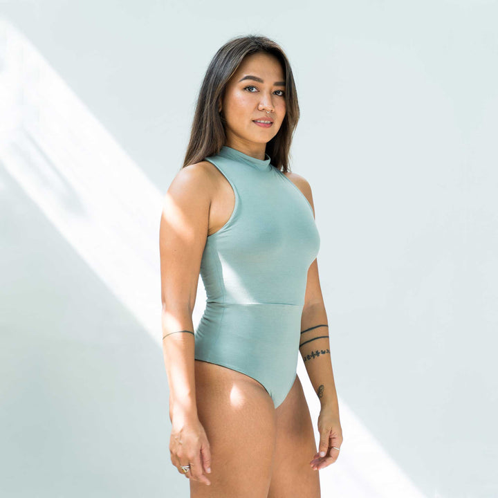Top | Lavish Leotard (Reversible) - Ladybase Love