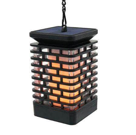 Hanging Flame Solar Light