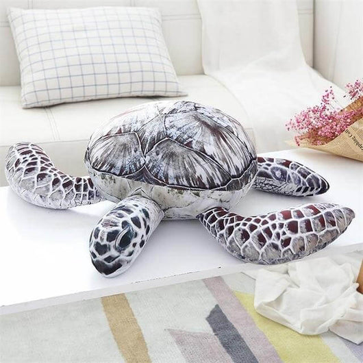 Large Plush Sea Turtle