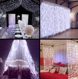 Magical Fairy Light Curtain