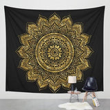 Flower of Life Decorative Tapestry, Multiple Styles Available! - Nazamida