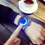 Modern Minimalist LED Watch