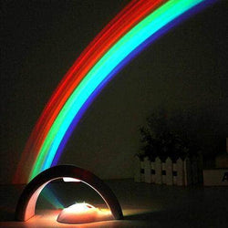 3D Rainbow Projector Night Light