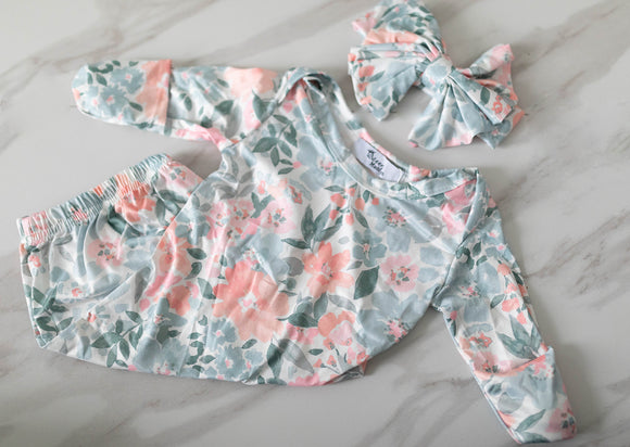 Addyson Baby Gown