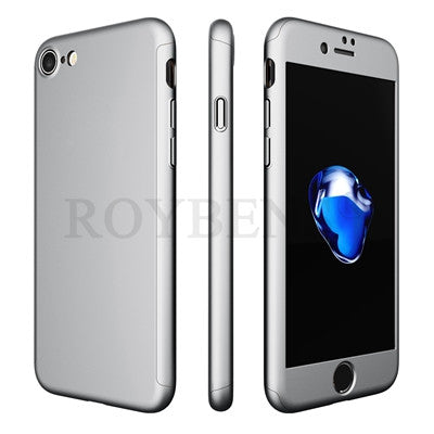 huge selection of 6f15d 061db 360 Degree Full Protection Case For iPhone 6, 6S, 7 & 7 Plus