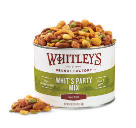 WHITLEYS NUT MIX