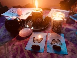 Feb 19th + 20th | Full Moon In Virgo | Supermoon | Community oracle reading | by @firmearte