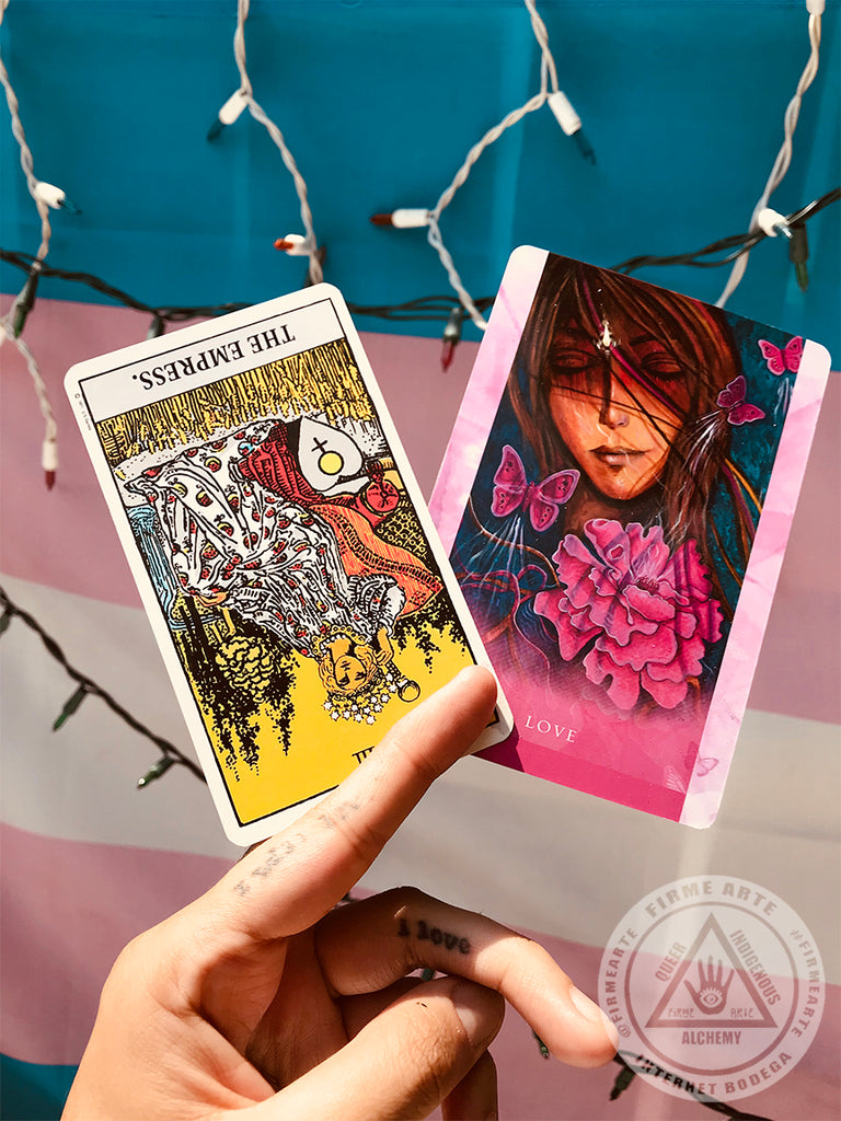 August 10th 2018 | Community Tarot + Oracle Reading