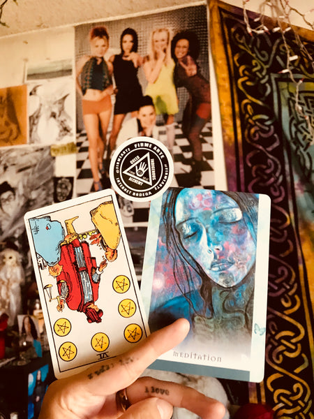 August 13th 2018 | Community Tarot + Oracle Reading