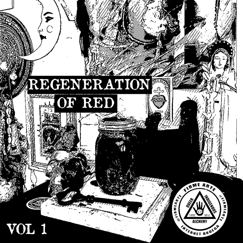 Regeneration Of Red Vol 1 | June 2018 Digital Mixtape
