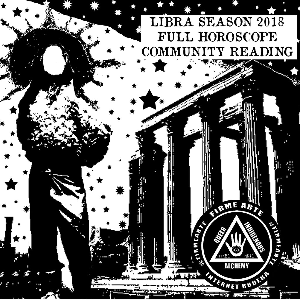 Libra Season | Sep 22- Oct 23rd  | Community reading
