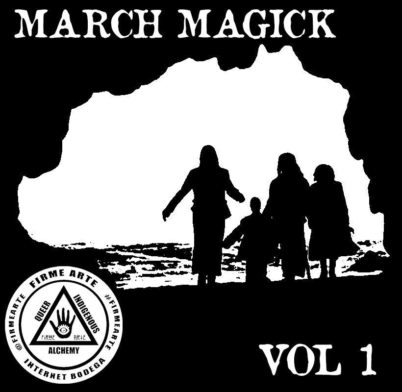 March Magick Vol 1 | Digital Mixtape