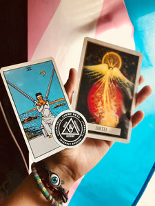 November 19th + 20th  2018 |  Community Tarot + Oracle Reading