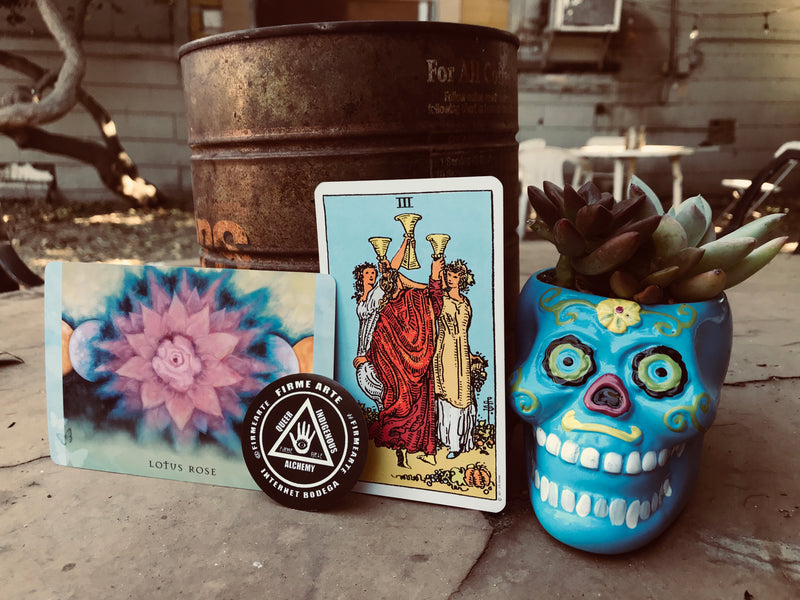 September 19 + 20th 2018 ||  Community Tarot + Oracle Reading
