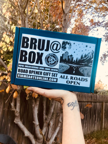 Bruj@ Box | All Roads Open | Road Opener | Gift Set