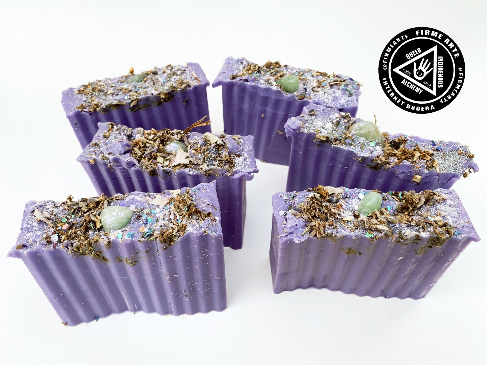 Spell Soap | Limited Edition | Mystic Mamas | Divination Initiation | Adventurine